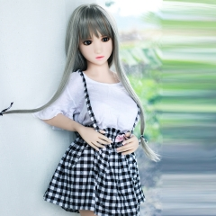 SEXDO 100CM Love Child Doll Smart Life Size Sex Doll with Big Breast Kelly