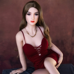 SEXDO New 160CM Small Breast Asia Style Life Like Sex Doll Hattie